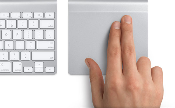 How to Pair an Apple Magic Trackpad without a USB Mouse