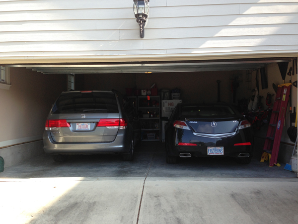 Wasted Space in My Garage   FOLLOW GREG