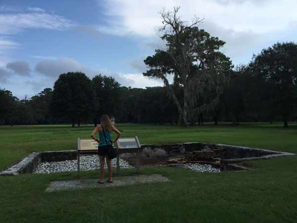 Fort_Frederica_Foundations