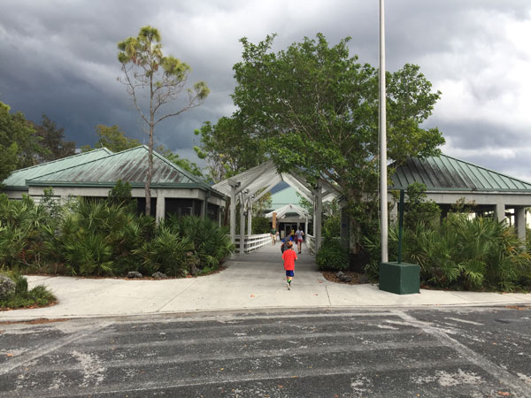 ErnestCoe_FollowGreg_Everglades_VisitorCenter