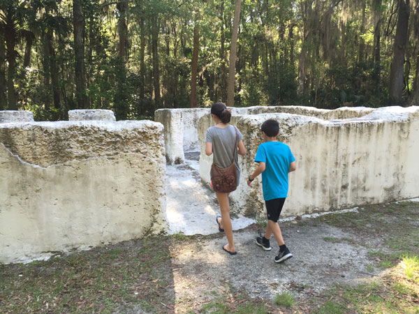 FollowGreg_KingsleyPlantation_SlaveHouses