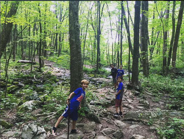 FollowGreg_Shenandoah_SouthRiverFalls_ToughTerrain