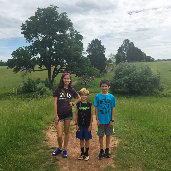 FollowGreg_Manassas_Tour