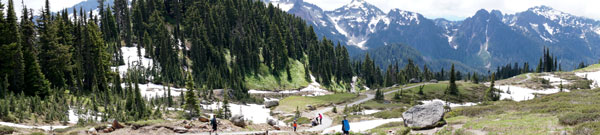 FollowGreg_SkylineTrail_MtRainier_Panorama